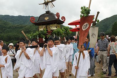 大内宿半夏祭り2012 022