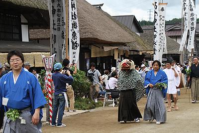 大内宿半夏祭り2012 024