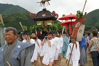 大内宿半夏祭り2012 021