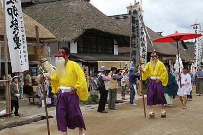 大内宿半夏祭り2012 026