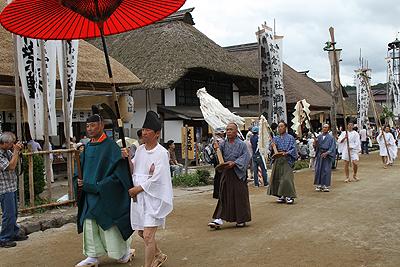 大内宿半夏祭り2012 027