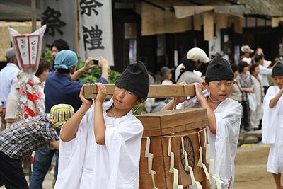 大内宿半夏祭り2012 029