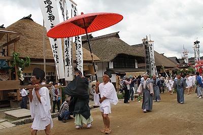 大内宿半夏祭り2012 034