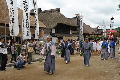 大内宿半夏祭り2012 035