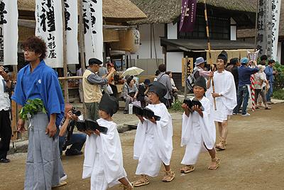 大内宿半夏祭り2012 031