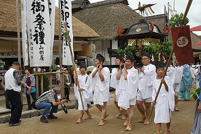 大内宿半夏祭り2012 036