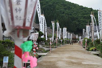 大内宿半夏祭り2012 051