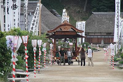 大内宿半夏祭り2012 052