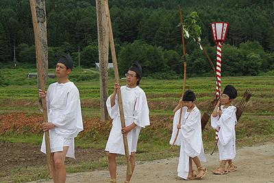 大内宿半夏祭り2012 060