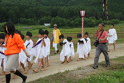 大内宿半夏祭り2012 063