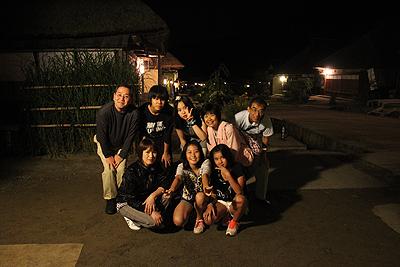 大内宿ナイトツアー005