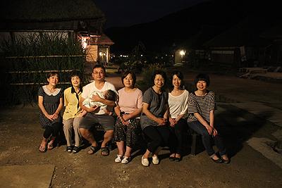 大内宿ナイトツアー003