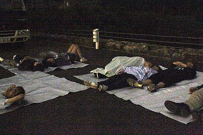 大内宿ナイトツアー007