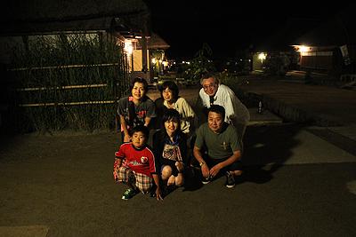 大内宿ナイトツアー006