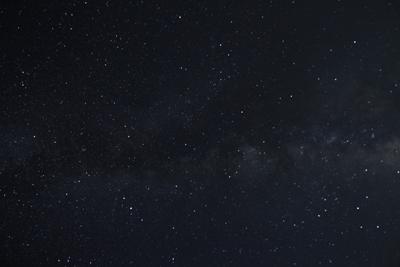 大内ダム 星空