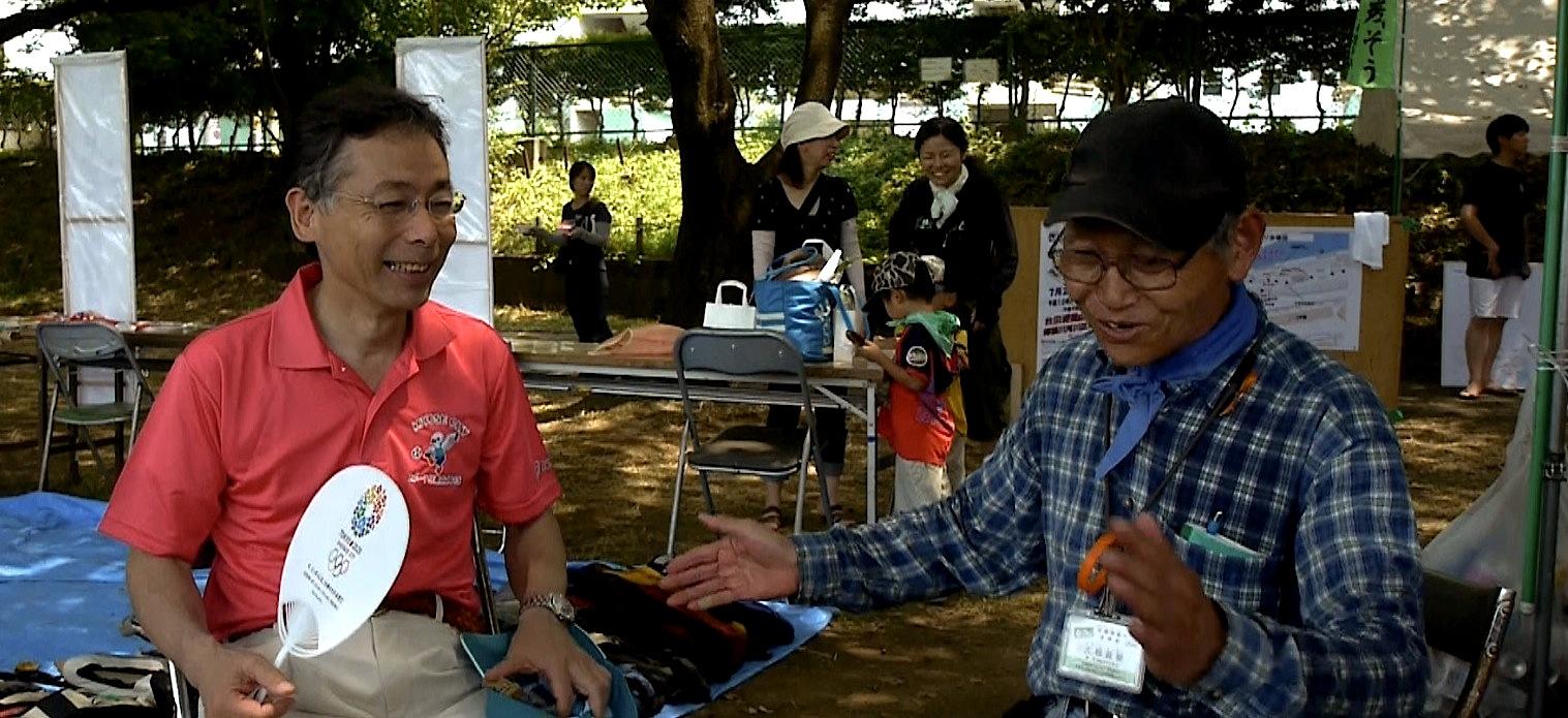 きよせ川まつり2012