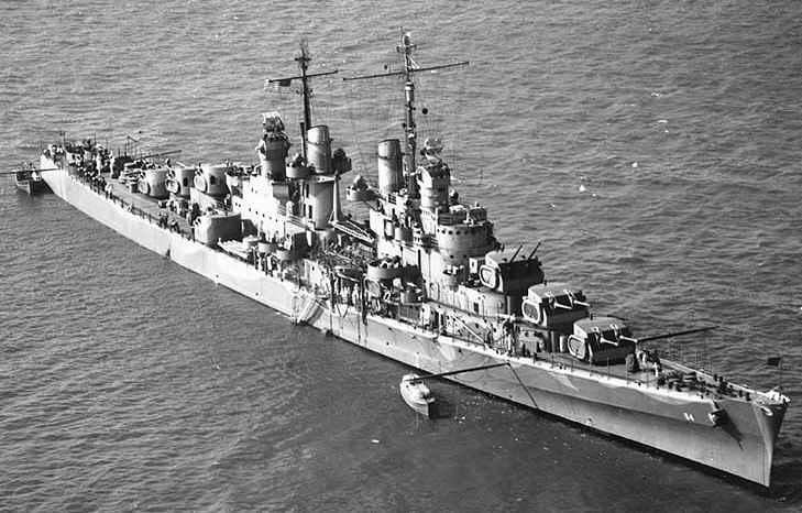 ww2 駆逐艦 夕立 第3次ソロモン海戦 帝国海軍 太平洋戦争 日本海軍