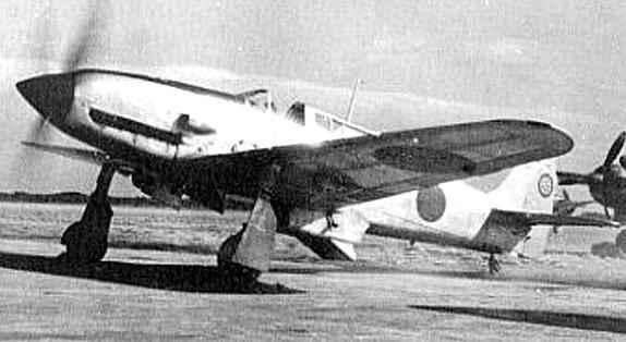 鳳山雑記帳FC2ブログ川崎三式戦闘機 『飛燕』トラックバックURL