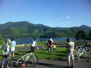 かなやま湖ラベンダー公園