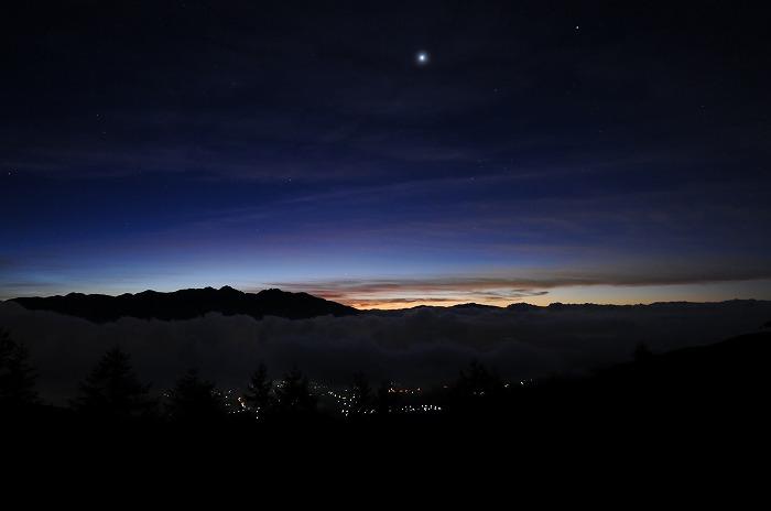 9701夜明けが始まる・・・