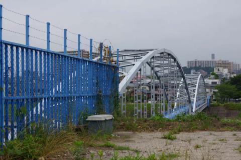 水道管橋2
