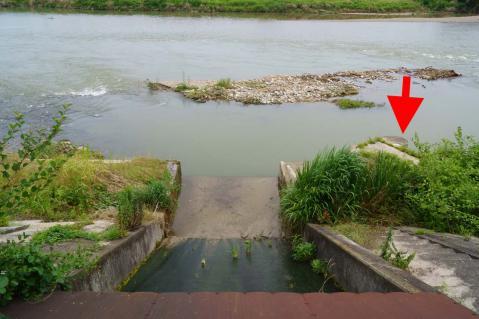 旧取水口1