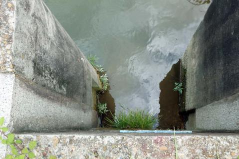 旧取水口3