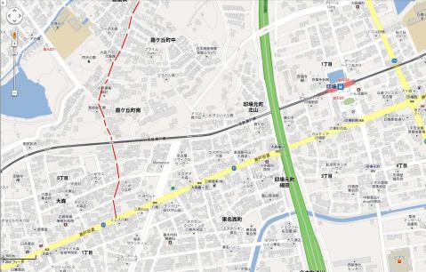 google霞ヶ丘