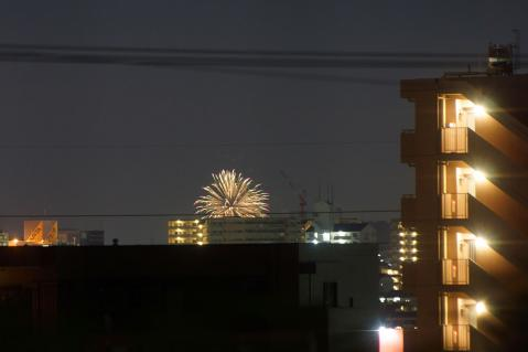 三好池まつり花火20120804-2