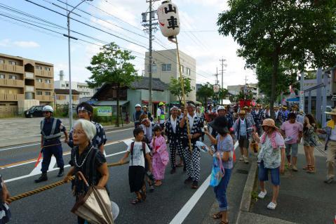 大森天王祭20120805-6