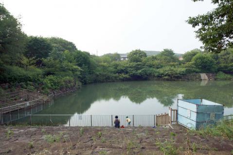ヒル池20120729-1