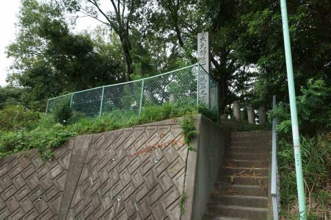 昭和天皇統監碑3