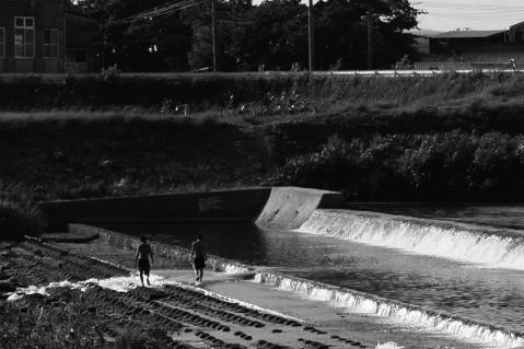 川遊び20120826-4