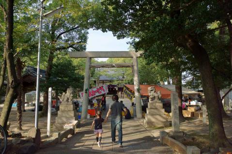 高牟神社20121008-1