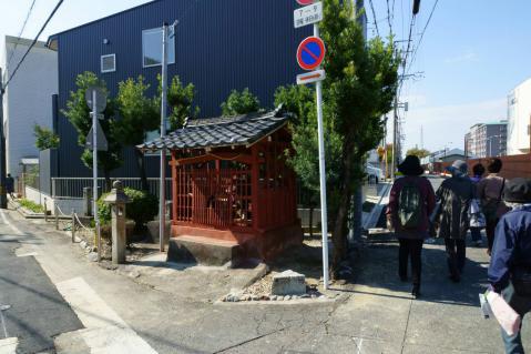 守山探検隊番外編20121103-1