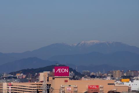 川東山から20121125-1