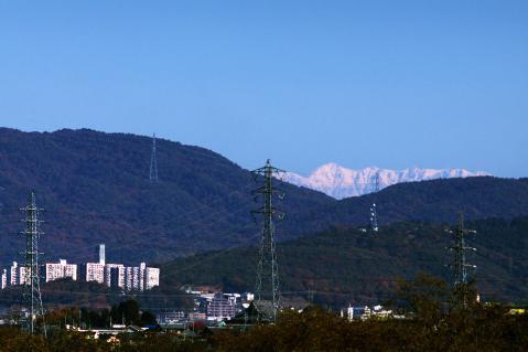 庄内川大橋から20121125-3