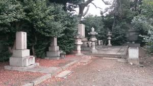 板垣退助の墓所
