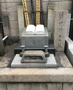 薄田研二の墓