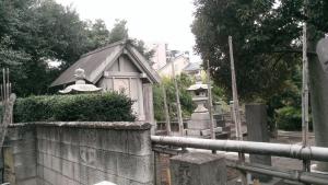 松平春嶽の墓