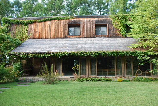 蓼科ガーデン 母屋