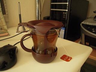 茶こし付きマグカップ