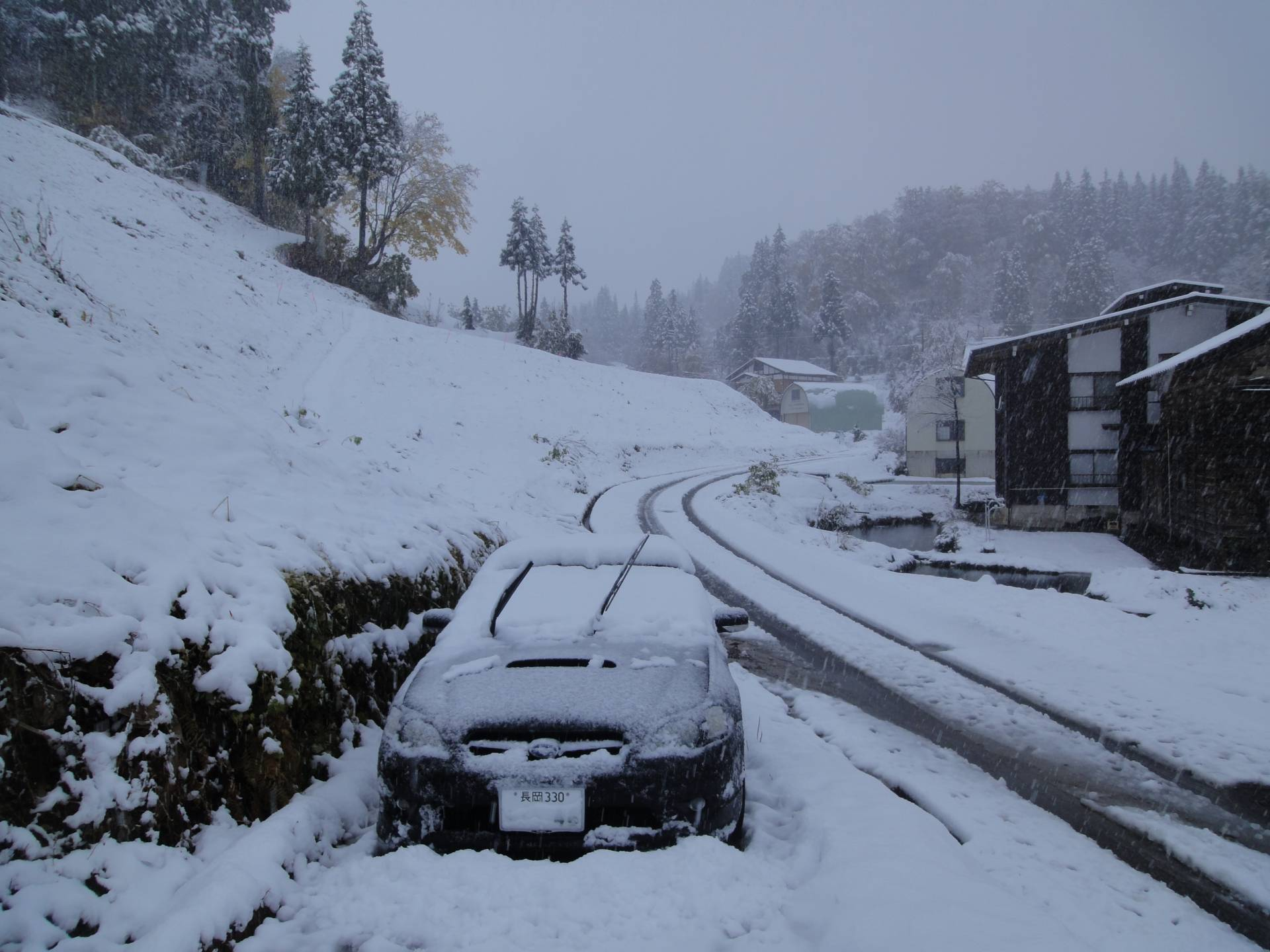 真の日本一の豪雪地帯、松之山町からの雪ヲタによる実況と配信とか