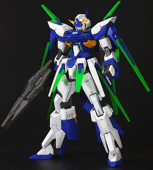 HG ガンダムAGE-FX バーストモード