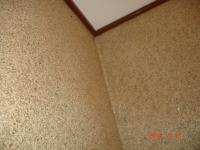 トイレの繊維壁