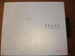 川島セルコン オーダーカーテン見本帳「FELTA(フェルタ)」