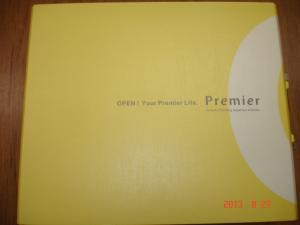 川島織物セルコン オーダーカーテン見本帳「Premier(プルミエ)」