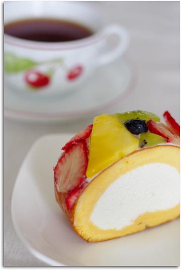 豆乳ケーキ
