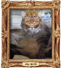 肖像画「鈴鳴女王様」