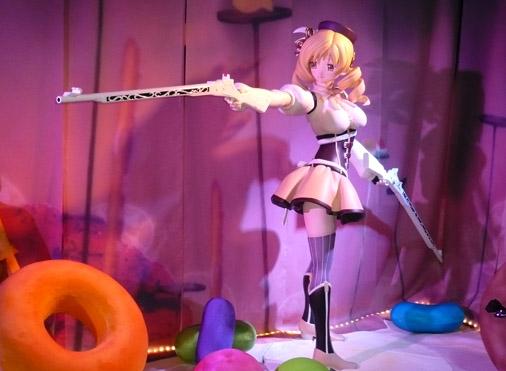 魔法少女まどか☆マギカ展 巴マミゾーン